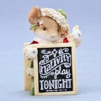Buy cheap Mouse Figure - Mouse w/Nativity Sign from wholesalers