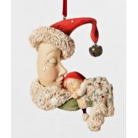 Buy cheap Hanging Ornament - Christmas Moon with Baby, Heart of Christmas from wholesalers