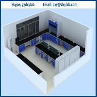Modern biology laboratory furniture drawing