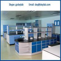 China Epoxy resin table Woode work table with mobile shelf on sale