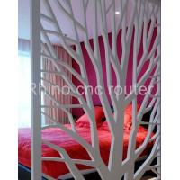 Buy cheap MDF Hollow out made by Rhino cnc from Wholesalers