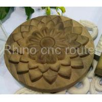 Buy cheap Carving flower on hard wood from Wholesalers