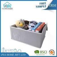 Closet Under Bed Fabric Folding Storage Bin