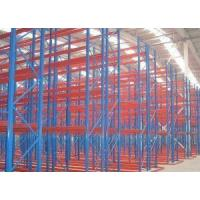 VNA Rack Storage System Pallet Narrow Aisle Racking Made In China