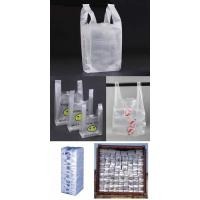 Clear Plastic Handbags for Shopping or Gift