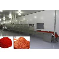 Quality Microwave drying and sterilizing device for bread crumbs for sale