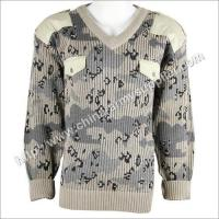 Quality Camouflage Military Cardigan for sale