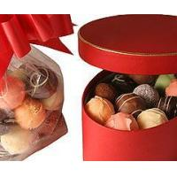 Quality Chocolates Assorted Swiss Truffles - 400g Bag for sale