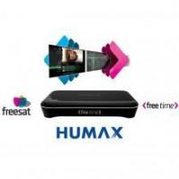 Quality Humax HDR-1000S 500GB Freesat+ with Freetime HD Digital TV Recorder for sale
