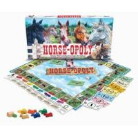 Horseopoly Horse Game by Late for the Sky