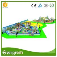 Quality Children Indoor Playground Equipment for Commercial Use Under The Sea Theme for sale