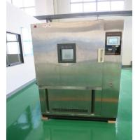 High and low temperature alternating test chamber