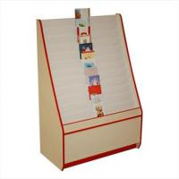 Quality 12 Tier Fixed End Budget Greeting Card Stand CO2 for sale