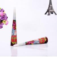 China Christmas party paper horn on sale