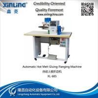 Buy cheap More XL-685 Computer Automatic Glue Flanging Machine from wholesalers