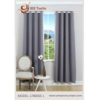 Quality Fashion Blackout Curtains Pair Grommet Curtains MODEL # 17B0501 for sale