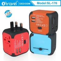 Quality 2016 New products Travel adapter SL-176 for sale