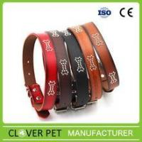 Quality embroidered luxury dog collar for sale