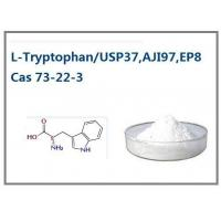 Quality L-Tryptophan Cas 73-22-3 for sale