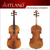 Quality Stradivari Model Viola Solo Viola High Grade Antique Model Viola for sale