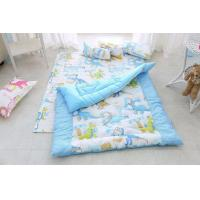 Quality Wholesale Custom Printing Cute Baby Bedding Set Round Towel for sale