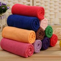 Quality Cheap Microfiber Towel Car Cleaning Microfiber Towel Round Towel for sale
