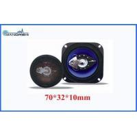 Quality 3 Way Mid Bass 4 Inch Car Audio Subwoofer 80w 4 RoHs Approve for sale