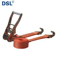 Quality Cambuckle Tie Down Ratchet Straps Suitable for All Kinds of Environment. for sale