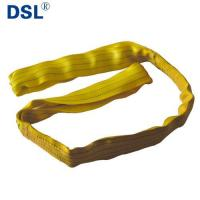 Quality High Strength Round Lifting Slings Single or Double Ply for sale