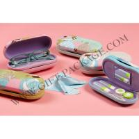 Quality Double Layer Function Eyeglasses Case for sale