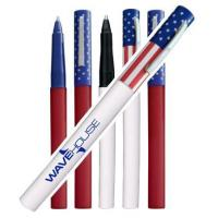 Quality Patriotic Pen On A Rope for sale