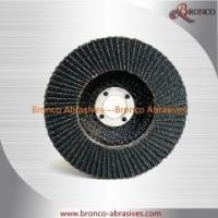 "Quality 4.5"" 115 x 22.23 Zirconia Flap Disc T27 Flat/T29 Convex Grit 40-120 for sale"