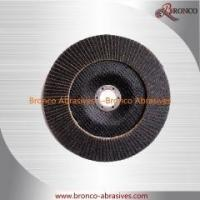 Quality 5 125 x 22.23 Silicon Carbide Flap Disc T27 Flat/T29 Convex Grit 40-120 for sale