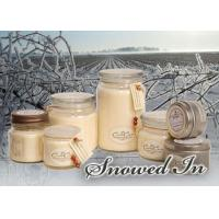 Jar Soy Candles Snowed-In Soy Candles