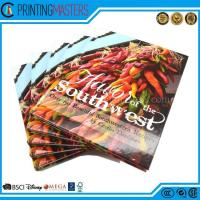 Printing Supplier Hardcover Book Printing Service With Finishings