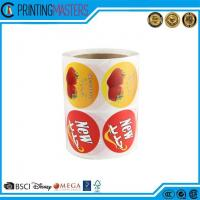 Quality Cheap Printing Popular Sticker With Custom Design for sale