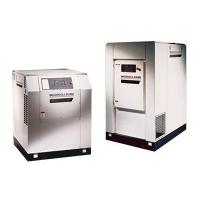 Buy cheap Ingersoll Rand oiled screw air compressor from wholesalers