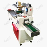 Quality Horizontal Chocolate Candy Bar Wrapping Packing Packaging Wrapper Machine for sale