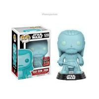 Quality Funko Funko - Figurine Star Wars - Qui Gon Jinn Holographic Exclu Convention 2017 Pop for sale