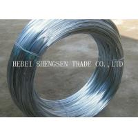 Construction Building Product Electro Galvanized Wire With Tensile Strength