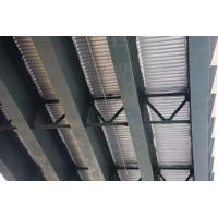 Buy cheap 0.7-1.2mm Thickness Dovetailed Metal Decking Sheet from wholesalers