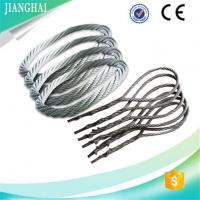 China Hand Spliced Braided Wire Rope Sling on sale