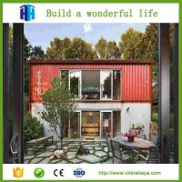 peb steel structure hot selling high quality low cost container house to school