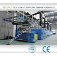 Quality Good Quality Hot Air Stenter Setting Machine for sale