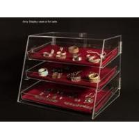 Quality acrylic showcase display for jewelry for sale