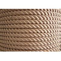 Buy cheap PE three twisted rope from wholesalers