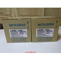 Quality MITSUBISHI AJ65BT-64AD Analog input module for sale