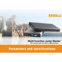 Quality Automobile Emergency Car Power Jump Starter 20000mAh 2 Hours Charging Time for sale