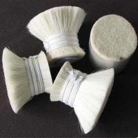 China White Dressed Goat Hair on sale