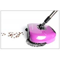 Household hand-push sweeper without electricity